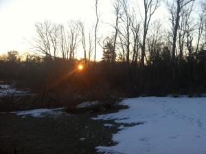 sunrise on new moon - Perfect Balance - 3.1.14
